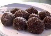 Cocoa Coffee Balls